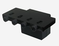 マグネットチューブホルダー4(黒)